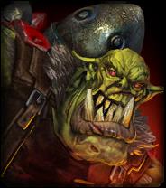 Dow2 ork stormboyz portrait