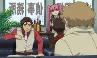 S1E13 Eelis, Kiko and Gai Kurasawa