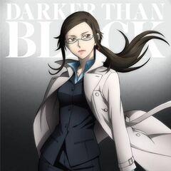 Misaki on cover of DVD.