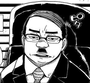 SNH Ch4 Issei Yanagi Profile Picture