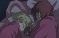 S2E5 Sleeping Mao, July, Suou