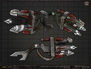 Dow2 ork rokkit launcha design