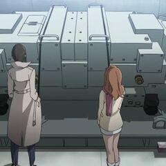 Yōko and Misaki with <a href=
