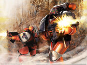 Wallpaper warhammer 40000 dawn o-9