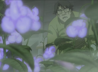 S1E3 Kōzō Tahara finds flowers