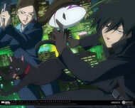 Darker Than Black WP