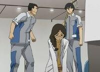 S1E11 Kituchi berates Hei for Mina Kandaswamy fall