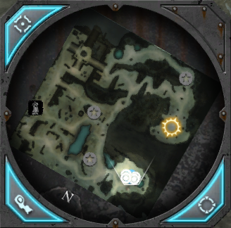 Image - Cr minimap the bloody hand png | Dawn of War Wiki