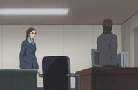 S1E24 Misaki and Yoshimitsu Horai