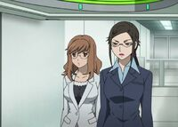 S2E5 Misaki Kirihara and Yoko Sawasaki