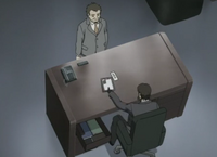S1E19 Huang hands Yoshimitsu Horai his resignation
