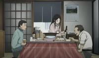 S1E19 Huang dines with Isozaki and wife