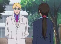 S1E21 November 11 and Misaki Kirihara