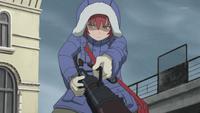 Suou Using a Sniper