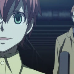 Shion and his father, <a href=