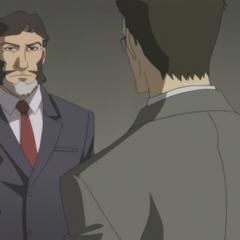 Yoshimitsu kills Eric.