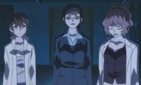 S1E4 Otsuka, Misaki and Kanami