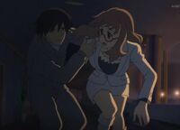 S2E9 Hei abducts Yoko Sawasaki