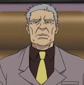 S1E17 Yakuza boss