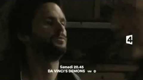 Da Vinci's Demons saison 1 Bande annonce VF