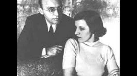 Lotte Lenya in Alabama Song by Kurt Weill recording 1930
