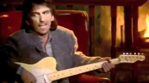 George Harrison - Got My Mind Set On You Official Video