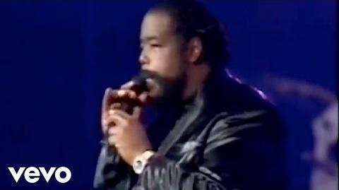 Barry White - Just the way you are (Live at Belgium, 1979)