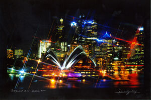 Sydney-At-Night