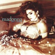 Madonna - Like A Virgin - CD Cover Front