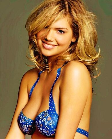 Kate Upton bodypaint