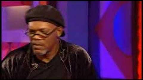 Samuel L Jackson does Joe Dolce