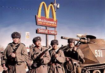Red dawn mcdonalds