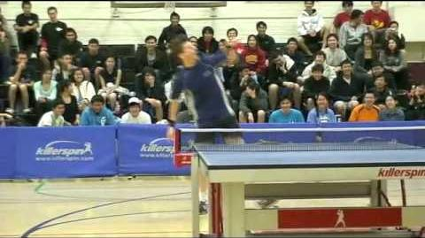 Excessive Ping Pong Celebration Without Music (Adam Bobrow)