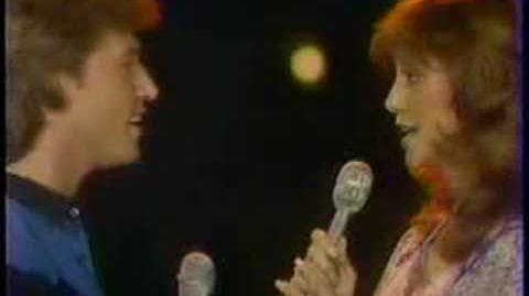 ANDY GIBB & VICTORIA - All I Have To Do Is Dream
