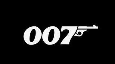 James Bond 007 Movie Theme Music