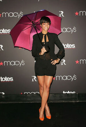 Rihanna umbrella