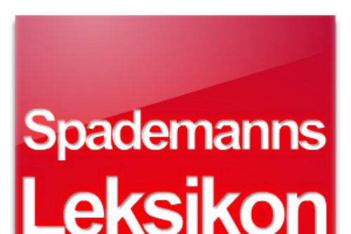 Spademanns Leksikon