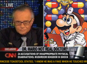 Strike911 - CNN - Dr. Mario not real doctor