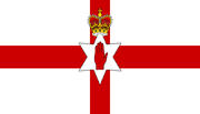 Nordirland flag
