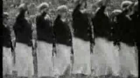 Olympic games in Berlin 1936 Opening ceremony