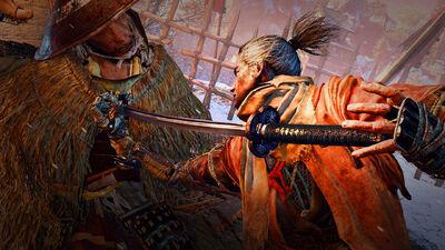 'Sekiro: Shadows Die Twice' Takes Players to Ancient Japan