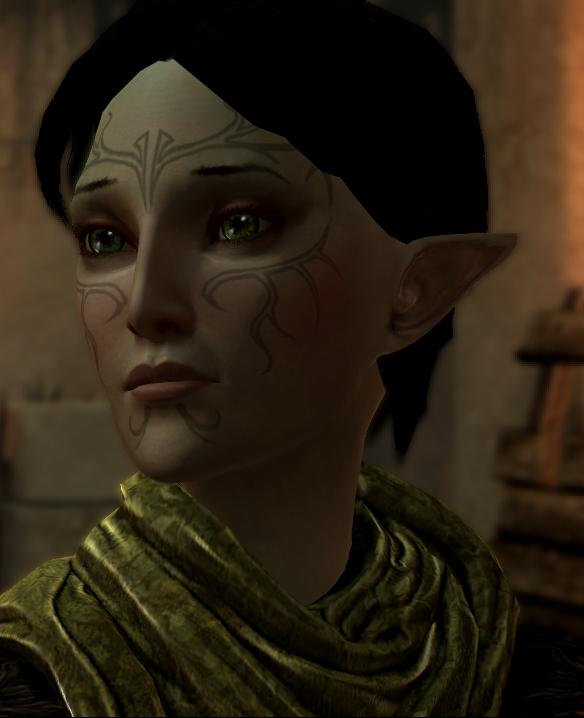 Dragon Age 2 dating Merrill