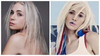 """The 7 Most Ridiculous """"America's Next Top Model"""" Makeovers of All Time"""
