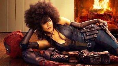 'Deadpool 2': Who Is the Actress Playing Domino?