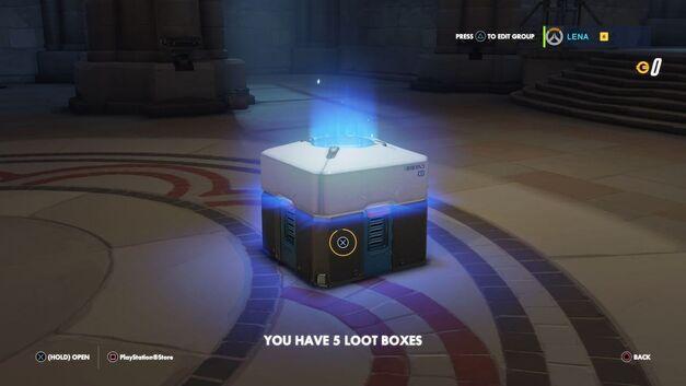 Rare-Loot-Box