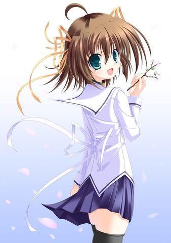 File:Nemu holding a flower.jpg