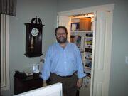 DAD,Dad in his office 338HeritageDr-20010216-GALLERY-1-