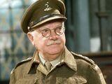 Captain George Mainwaring