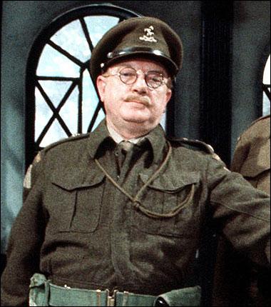 Captain George Mainwaring | Dad's Army Wiki | Fandom