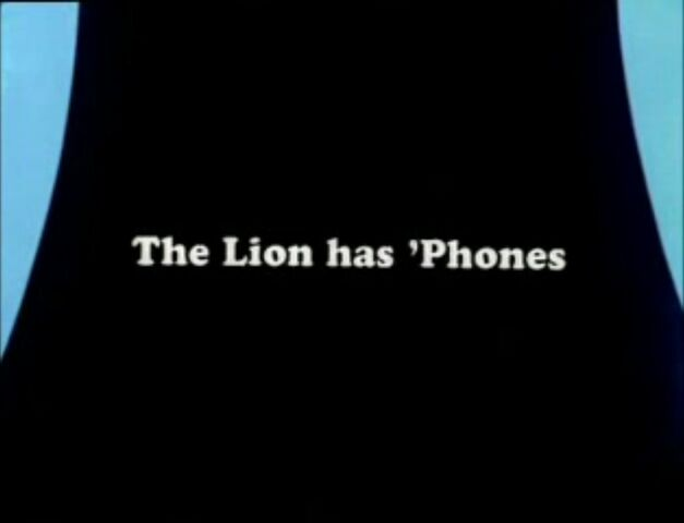 File:The Lion Has 'Phones.jpg